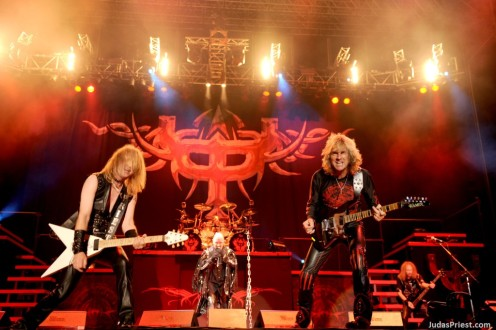 Judas Priest Live 2008