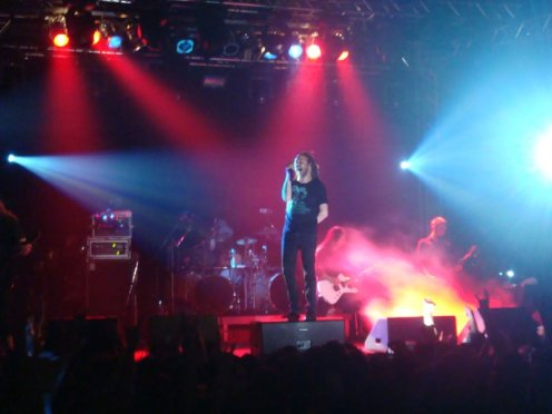 In Flames - Ao Vivo em São Paulo