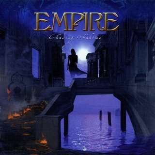 Empire - Chasing Shadows - Capa