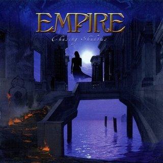 Empire - Chasing Shadows - Capa